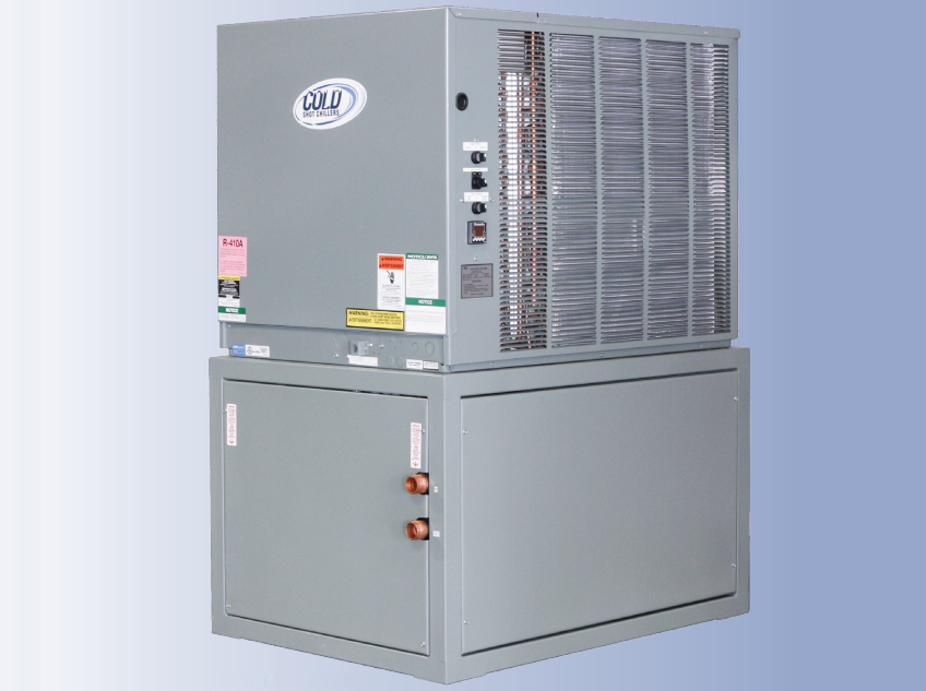 7.5 Ton Air-Cooled Portable Single Stage Water Chiller