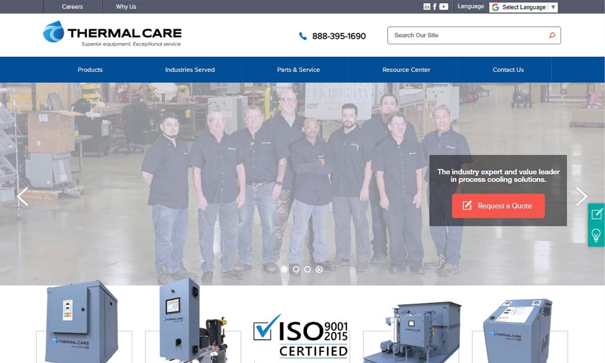 Thermal Care, Inc.