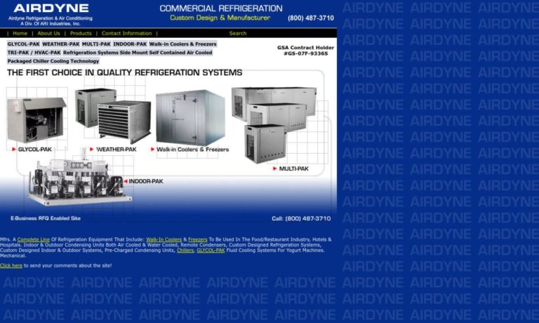 Airdyne Refrigeration & Air Conditioning