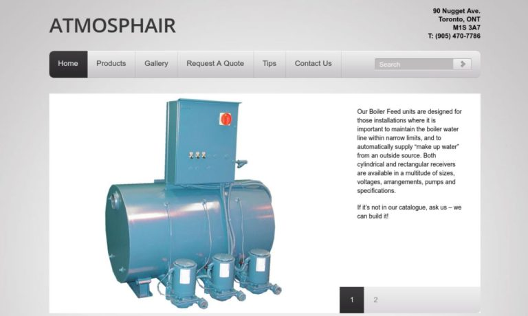 Atmosphair Commercial & Industrial Inc.