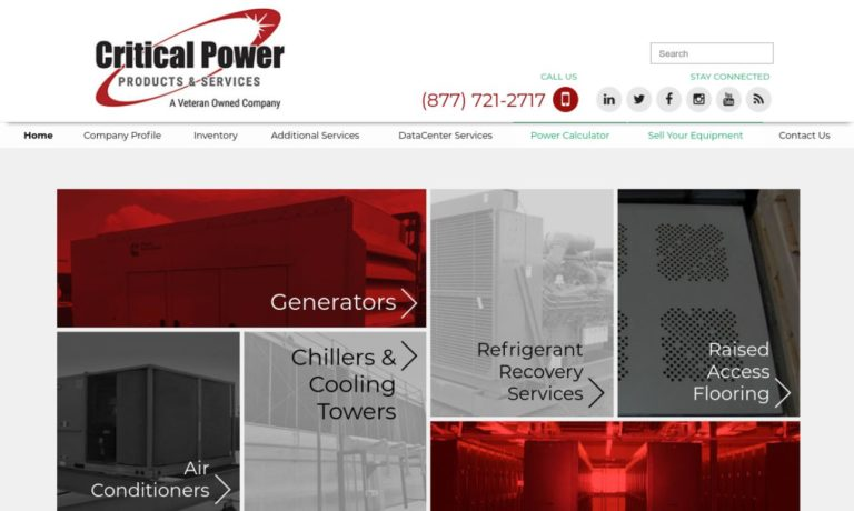 Critical Power Products & Services, LLC