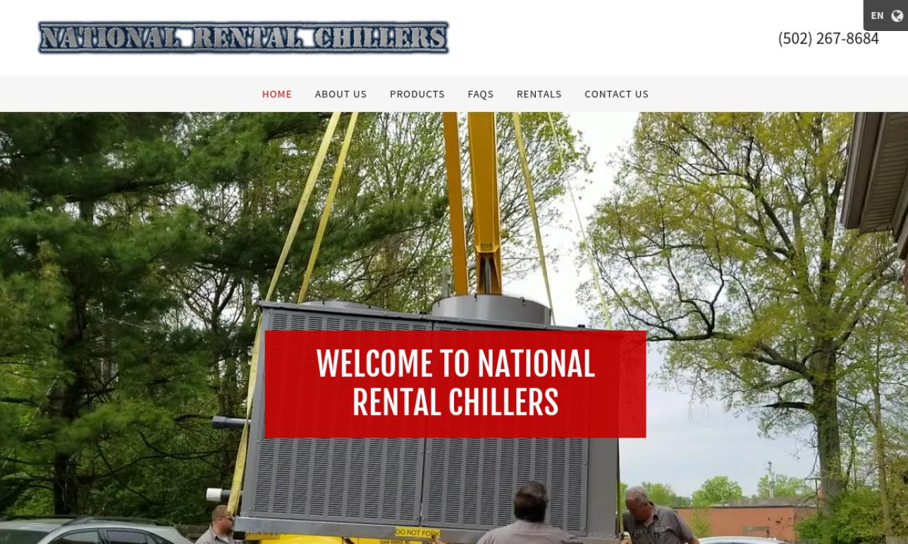 National Rental Chillers, Inc.