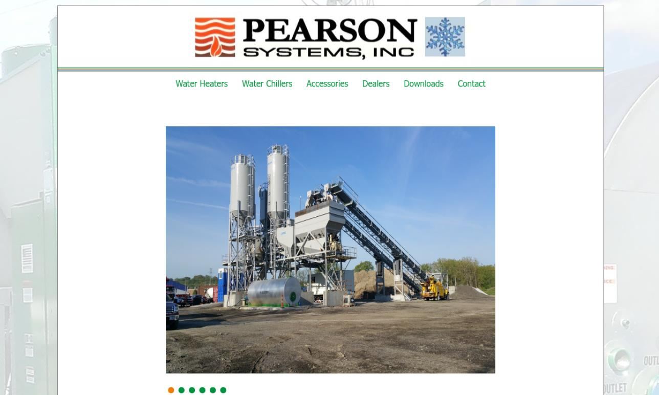 Pearson Heating Systems, Inc.