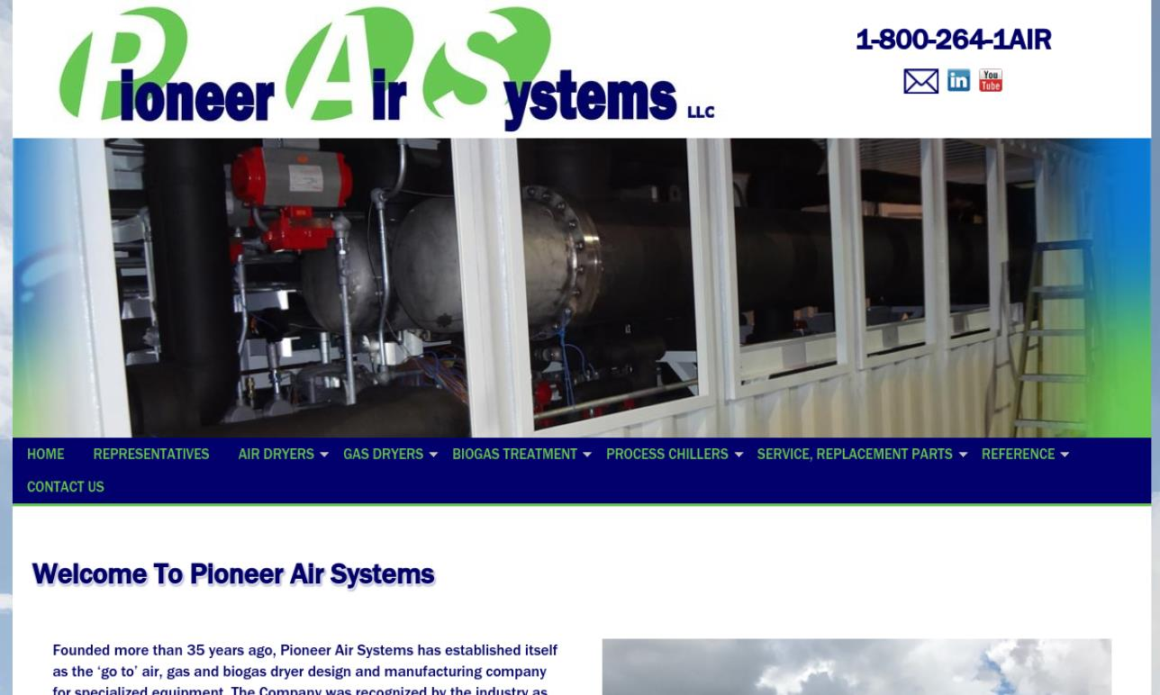 Pioneer Air Systems, Inc.