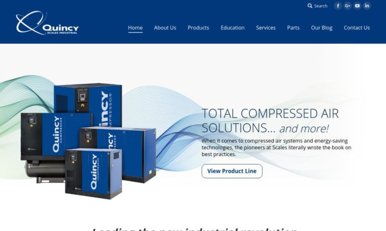 Scales Air Compressor Corp.