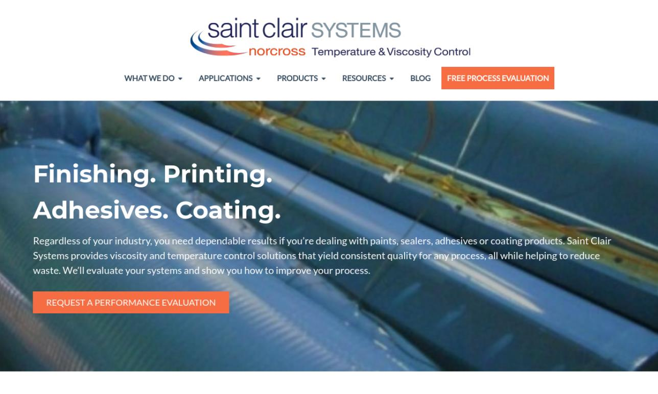 St. Clair Systems, Inc.