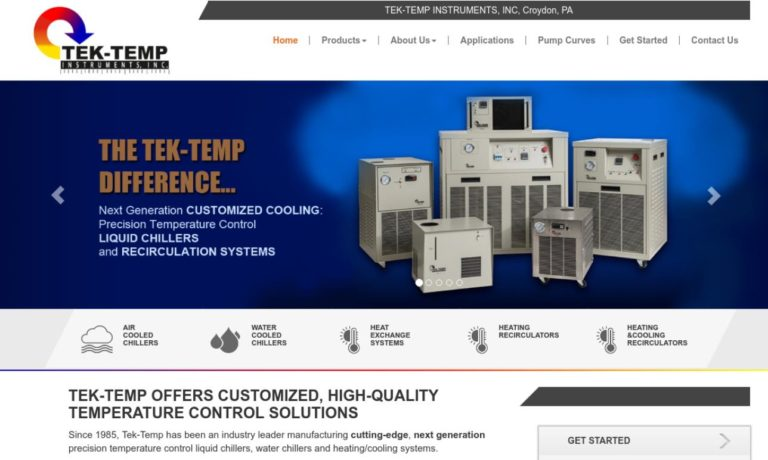 Tek-Temp Instruments, Inc.