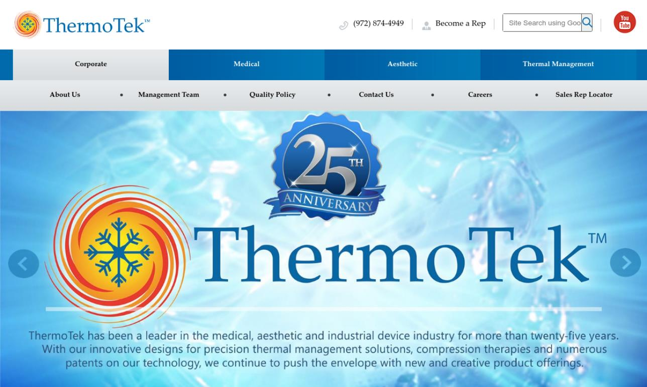 ThermoTek, Inc.