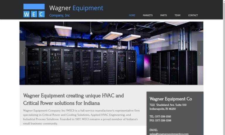 Wagner Equipment Co., Inc.