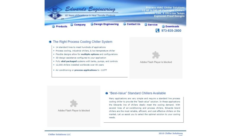 Edwards Engineering Corporation