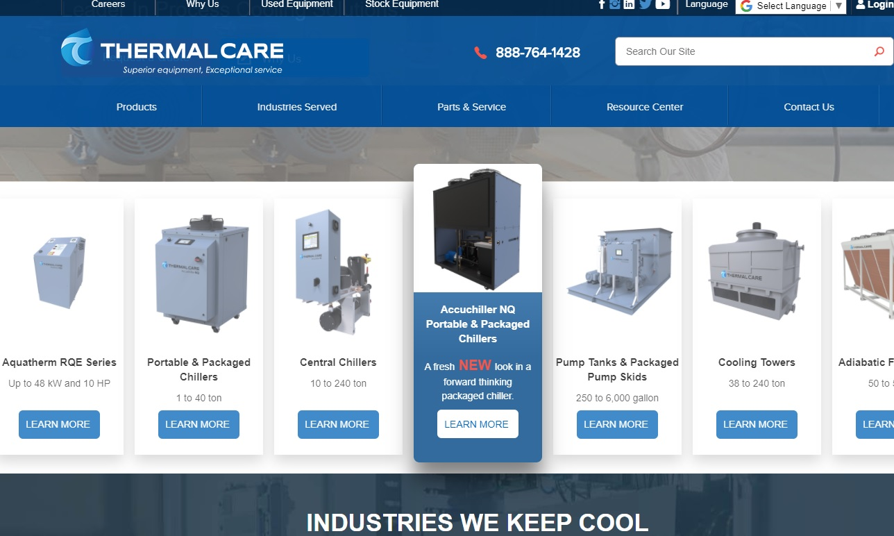 Thermal Care, Inc.
