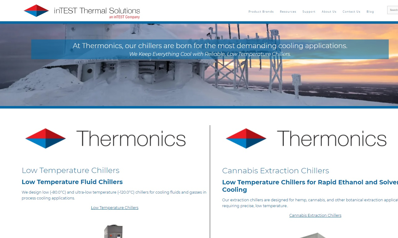 Thermonics Chillers