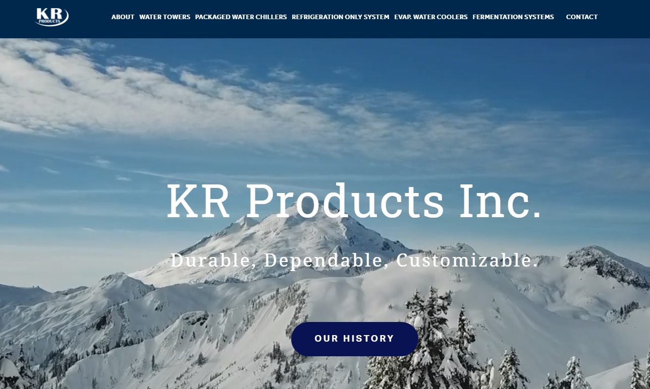 KR Products, Inc.